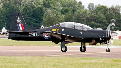 ZF485 - Short Tucano T.1 - United Kingdom - Royal Air Force (RAF)