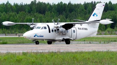 RA-67069 - Let L-410UVP-E20 Turbolet - Aircompany SKOL