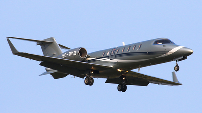A picture of SERMO - Learjet 45XR -  - © BaszB