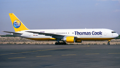 D-ABUA - Boeing 767-330(ER) - Thomas Cook Airlines