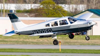 N302FG - Piper PA-28-161 Warrior II - Private
