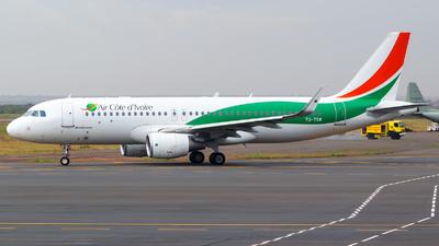 TU-TSW - Airbus A320-214 - Air Côte d´Ivoire