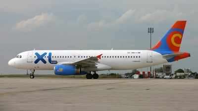 SX-SMU - Airbus A320-231 - XL Airways France