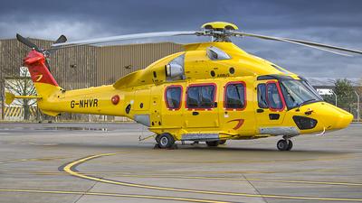 G-NHVR - Airbus Helicopters H175 - Noordzee Helikopters Vlaanderen (NHV)