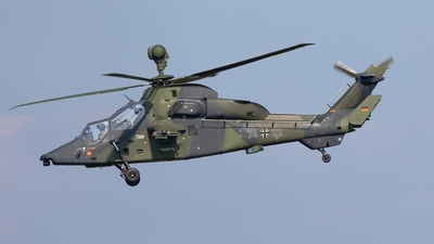 74-22 - Eurocopter EC 665 Tiger UHT - Germany - Army
