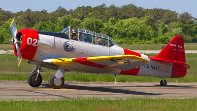 N26862 - North American AT-6D Texan - Private