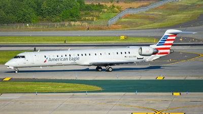 A picture of N602NN - Mitsubishi CRJ900LR - American Airlines - © JakeGolden
