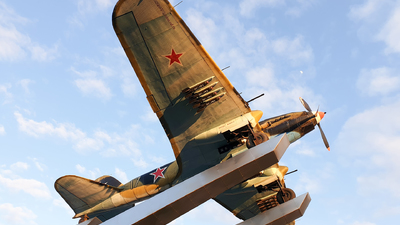 17 - Ilyushin Il-2m3 - Soviet Union - Air Force