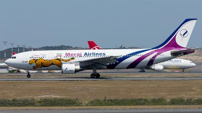 A picture of EPSIG - Airbus A300B4622R - Meraj Air - © Ömür Sadikoglu