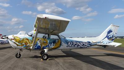 N22905 - Cessna 172M Skyhawk - Yokota Flight Training Center