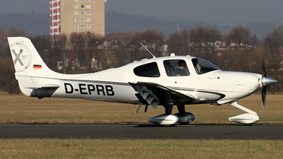 D-EPRB - Cirrus SR22T - Private