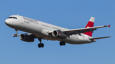 A picture of VPBRD - Airbus A321232 - Nordwind Airlines - © Rakitin Nikita