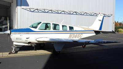 N34GC - Beechcraft B36TC Bonanza - Private