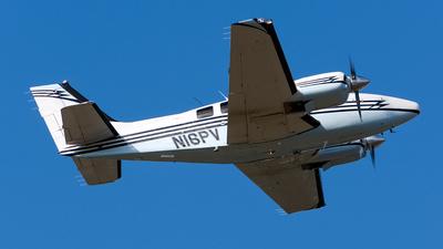 N16PV - Beechcraft G58 Baron - Private