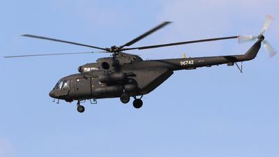 96742 - Mil Mi-17V5 Hip H - Mil Design Bureau (Moscow Helicopter Plant)