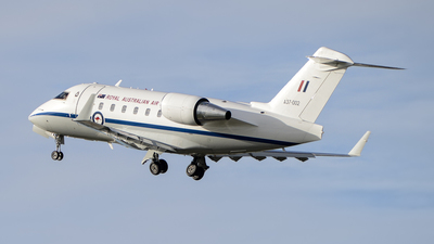 A picture of A37002 - Bombardier Challenger 604 -  - © Yiwen Song