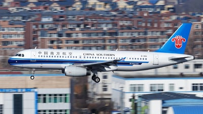 B-9911 - Airbus A320-232 - China Southern Airlines