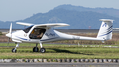 TG-FJF - Pipistrel Alpha Trainer - Private
