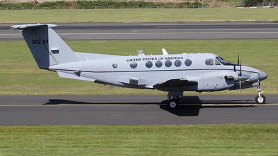 10-00261 - Beechcraft C-12V Huron - United States - US Army