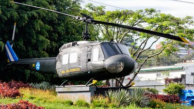 110 - Bell UH-1H Iroquois - Guatemala - Air Force