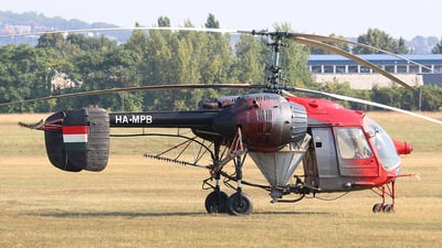 HA-MPB - Kamov Ka-26 Hoodlum - Private