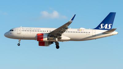 EI-SIC - Airbus A320-251N - SAS Ireland