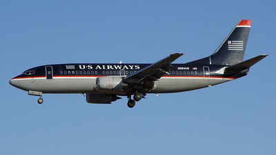 N584US - Boeing 737-301 - US Airways