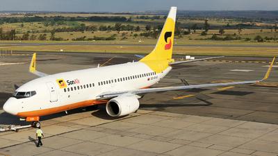 D2-EWS - Boeing 737-7HB - Sonair