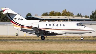 N74GW - Raytheon Hawker 800XP - Private