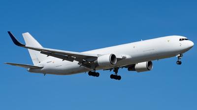 A picture of N663GT - Boeing 767324(ER)(BCF) - Atlas Air - © Haocheng Fang