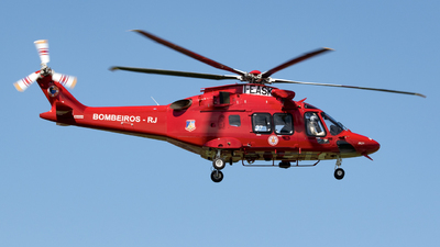 I-EASK - Agusta-Westland AW-169 - Brazil - Military Firefighters