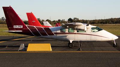 VH-PNT - Partenavia P.68B Victor - Aero Club - Western Australia