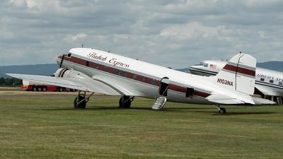 N103NA - Douglas C-47B Skytrain - Classic Wings