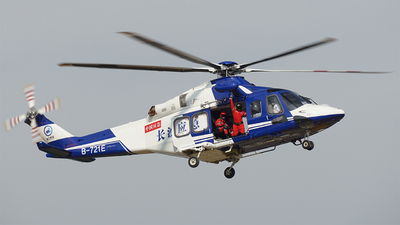 B-721E - Agusta-Westland AW-139 - Shanghai Kingwing General Aviation