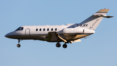 C-GJKK - Raytheon Hawker 800XP - Private