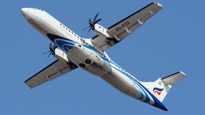 HS-PZD - ATR 72-212A(600) - Bangkok Airways