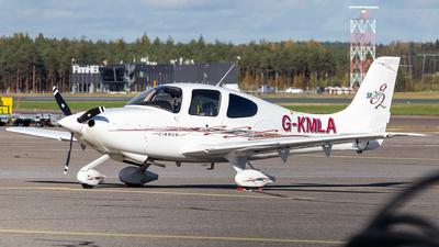 G-KMLA - Cirrus SR20-G2 - Private