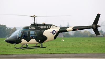F-GFDO - Bell 206B JetRanger III - Private