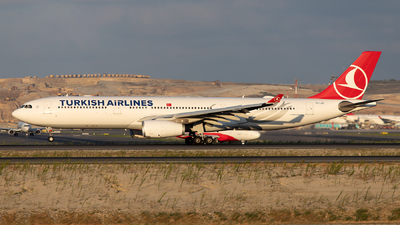 TC-LOD - Airbus A330-343 - Turkish Airlines