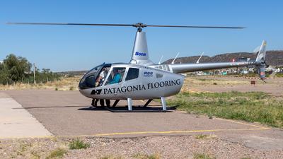 LV-JQO - Robinson R66 Turbine - Hangar Uno