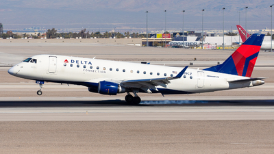 N619CZ - Embraer 170-200LR - Delta Connection (Compass Airlines)