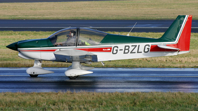 G-BZLG - Robin HR200/120B - Private