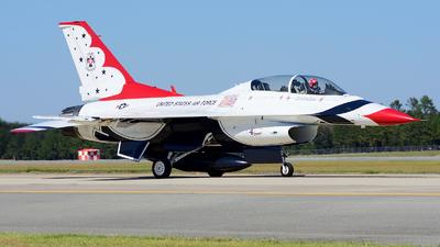 91-0466 - Lockheed Martin F-16DJ Fighting Falcon - United States - US Air Force (USAF)