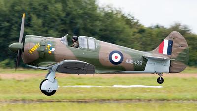 NX32CS - CAC CA-13 Boomerang - Private