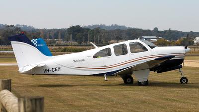 VH-CEH - Beechcraft Debonair 35-C33 - Private
