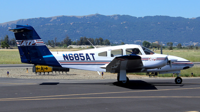 N685AT - Piper PA-44-180 Seminole - ATP Flight School