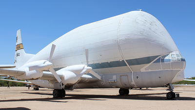 N940NS - Boeing 377 Super Guppy - United States - National Aeronautics and Space Administration (NASA)