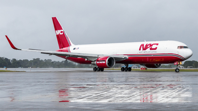 N379CX - Boeing 767-323(ER)(BDSF) - Northern Air Cargo (NAC)
