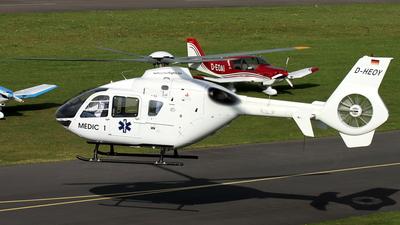D-HEOY - Eurocopter EC 135T1 - Heliventure.