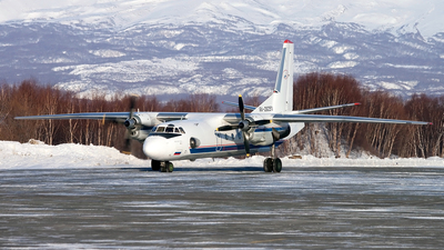 RA-26251 - Antonov An-26-100 - Petropavlovsk-Kamchatskoe Aviation Enterprise